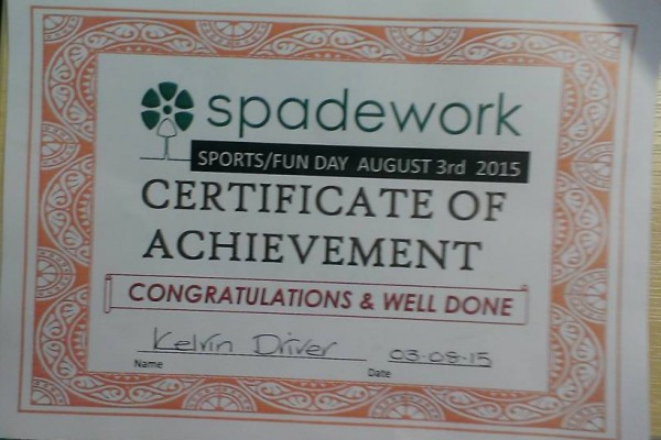 Spadework's Sports and Fun Day!