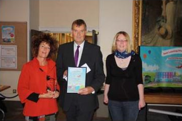Accommodation – YES Director wins at Kent Learning Disability Partnership Awards!