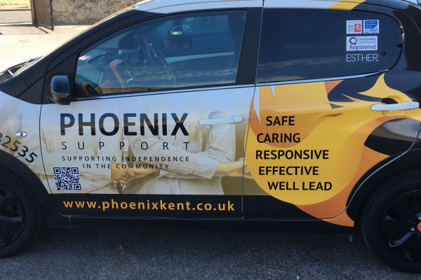 Phoenix Support's New Wheels