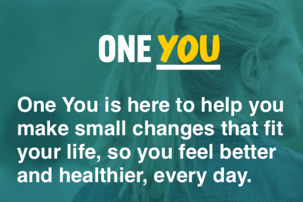 ONE YOU! Apps to Support Healthy Living