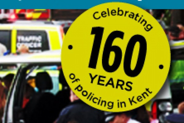 Celebrating 160 years of policing in Kent